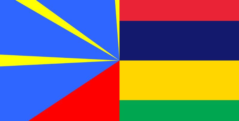 La Réunion et Maurice