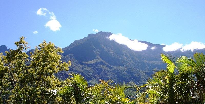 Piton des Neiges Réunion